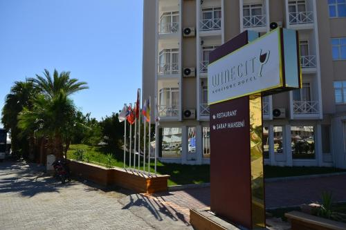 Demre Winecity Hotel