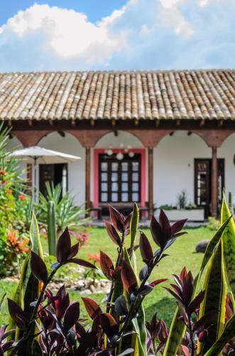 Foto de Hotel Casa Delina