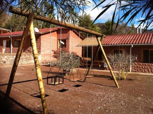 Cabañas Aldea Memé Photo