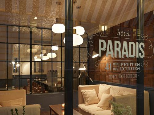 Hotel Paradis impression