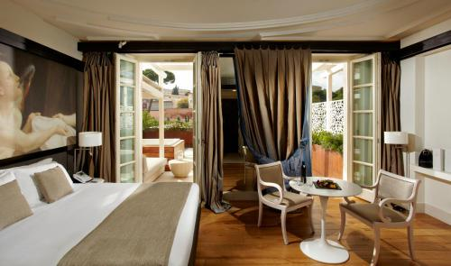 Gran Melia Rome – The Leading Hotels of the World photo 20