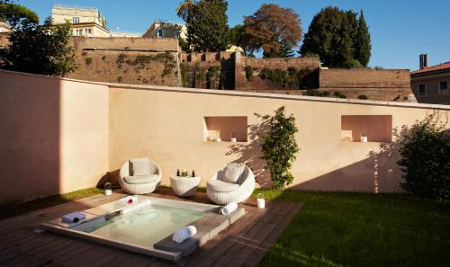 Gran Melia Rome – The Leading Hotels of the World photo 23