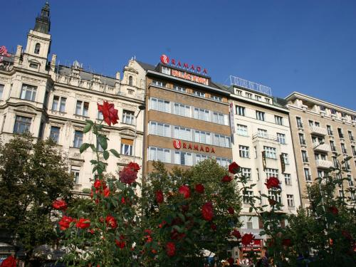 Ramada Prague City Centre impression
