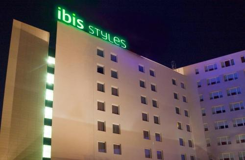 ibis Styles Nice Aéroport Arenas photo 14