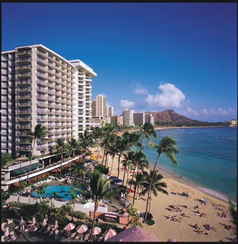 Outrigger Waikiki Beach Resort Hotel Honolulu