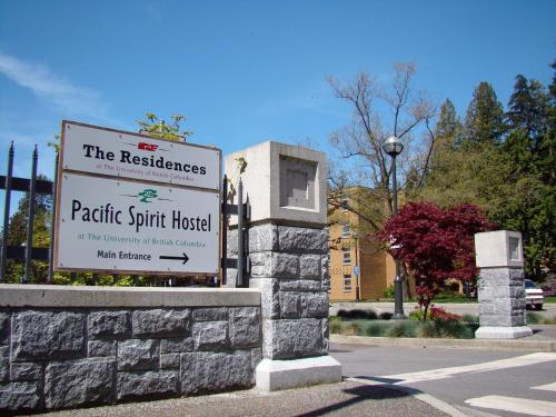 Pacific Spirit Hostel - Vancouver, BC V6T 1X1