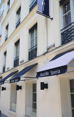 Hotel Bastille Speria photo 7
