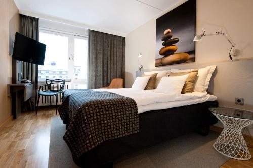 Hotel Birger Jarl impression
