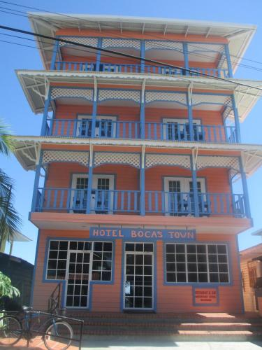 Hotel Bocas Town Photo