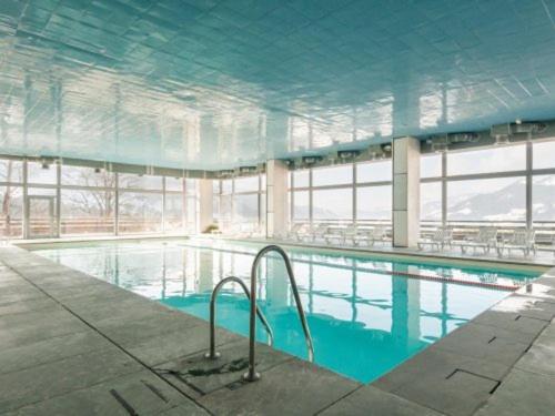 Studio 4 couchages avec piscine et jardin Megève, Wohnung Megève
