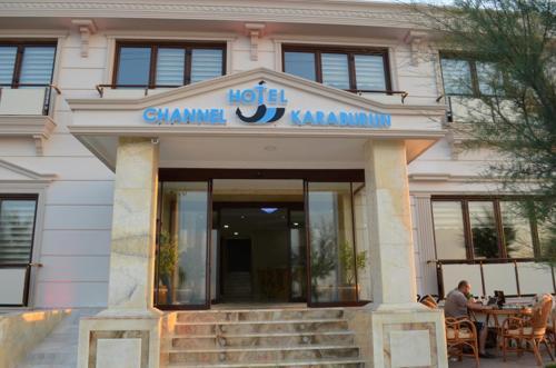 Karaburun Channel Karaburun Hotel