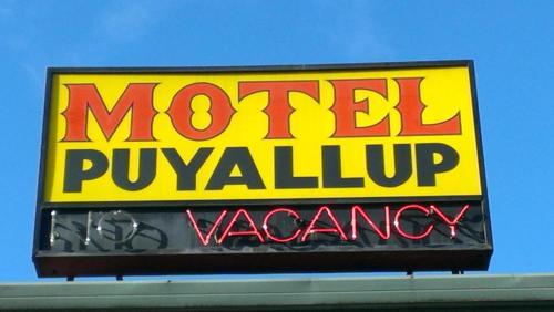 Motel Puyallup - Puyallup, WA 98371