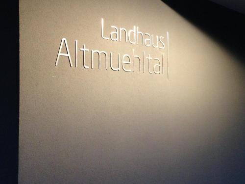 Landhaus Altmuehltal