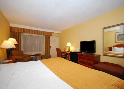 Clarion Inn Cookeville Photo