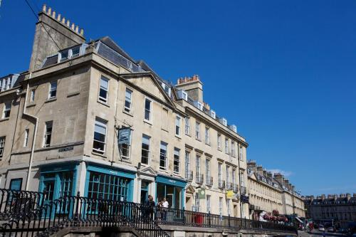 16 George Street, Bath BA1 2EN, England.