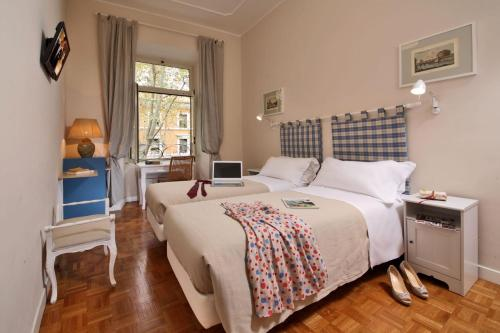 Residenza rioni roma for Hotel gerber roma