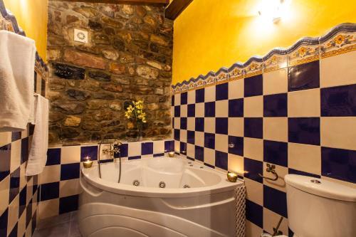 Suite Junior Hotel Spa Casona La Hondonada 9
