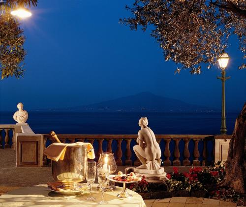 Terrazza Bosquet - Sorrento : a Michelin Guide restaurant