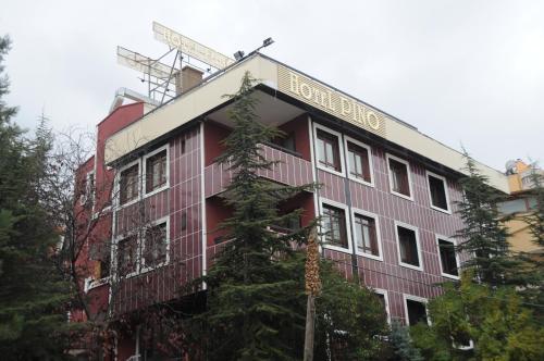Ankara Parlamenter Pino Hotel yol tarifi