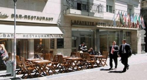 Lafayette Hotel photo 4