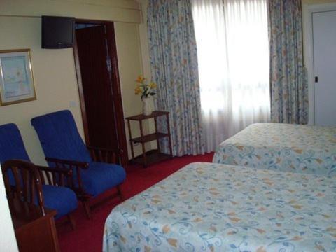 Hotel Estadio 3