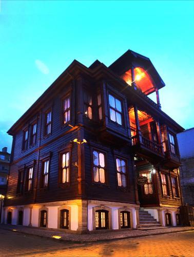 Edirne Mihran Hanim Konagi Butik Hotel adres