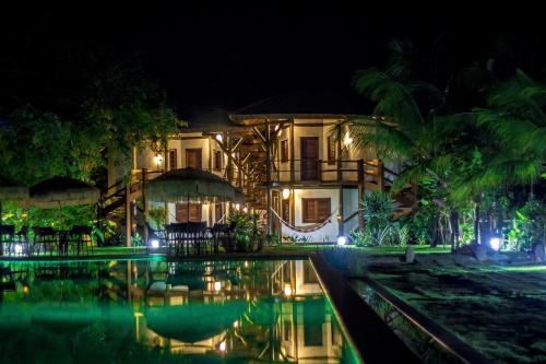 Foto de Hotel Villa Balidendê