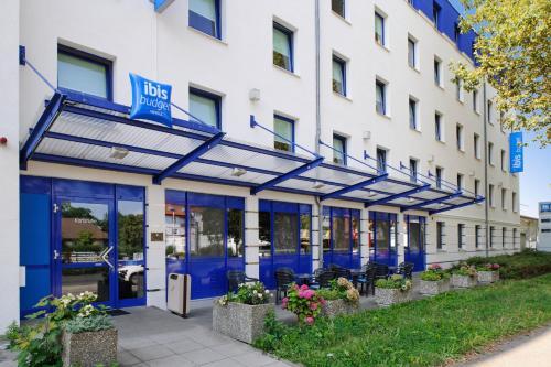 Hotelibis budget Karlsruhe