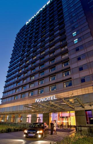 Novotel Beijing Sanyuan photo 2