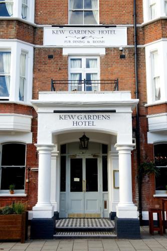 Kew Gardens Hotel impression
