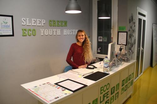 Sleep Green - Certified Eco Youth Hostel impression