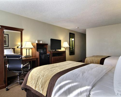 Comfort Inn Santa Rosa Photo