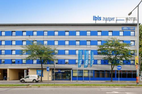 Ibis budget Wien Sankt Marx photo 14