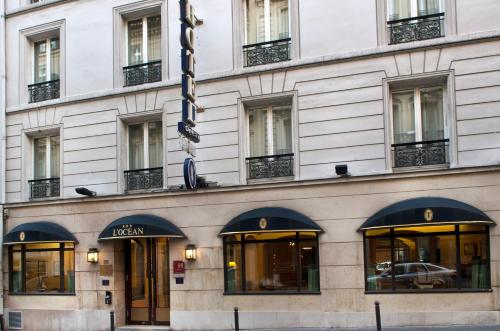 H 244 Tel De L Ocean H 244 Tel 7 Rue Mayran 75009 Paris