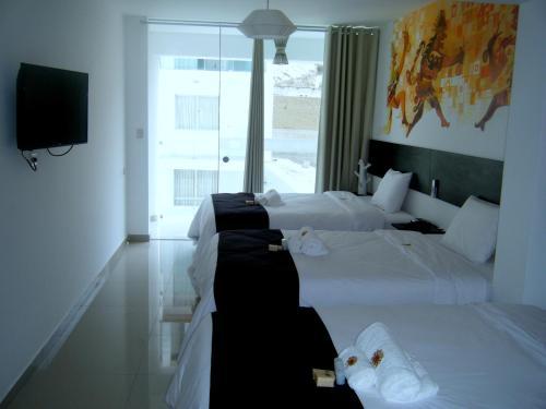 Mochican Palace Hotel Photo