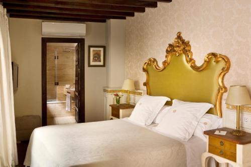 Habitación Individual Básica Hotel Casa 1800 Granada 4