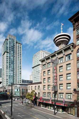 Ramada Limited Downtown Vancouver Photo