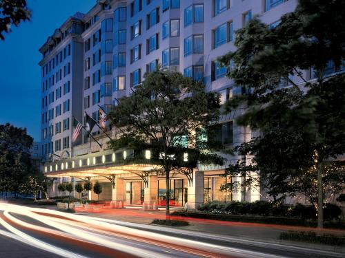 The Fairmont Washington DC impression