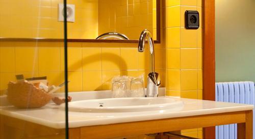 Habitación Doble - 1 o 2 camas - Uso individual Torre De Villademoros 3