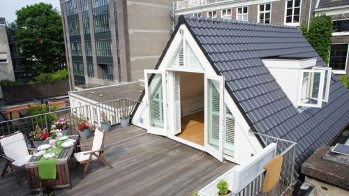 Prince On The Roof Bed Breakfast Amsterdam