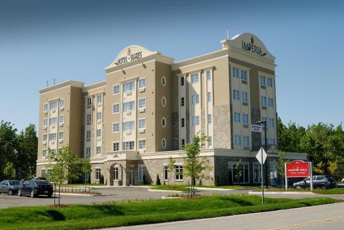 Imperia Hôtel et Suites Terrebonne Photo