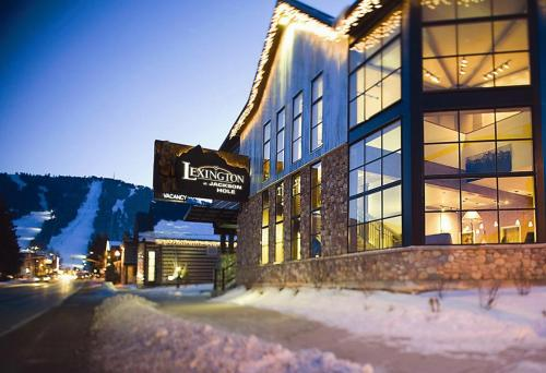 The Lexington At Jackson Hole Hotel