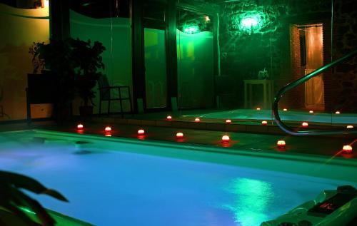 Habitación Doble con acceso al spa Hotel Spa Casona La Hondonada 9