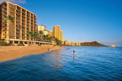 Outrigger Reef Waikiki Beach Resort Hotel Honolulu