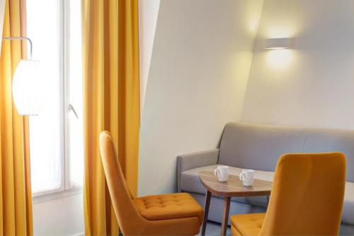 Best Western Plus 61 Paris Nation Hotel photo 57