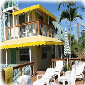 Sun Deck Inn And Suites Hotel Fort Myers Beach