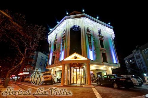Kahramanmaras Hotel Laville yol tarifi