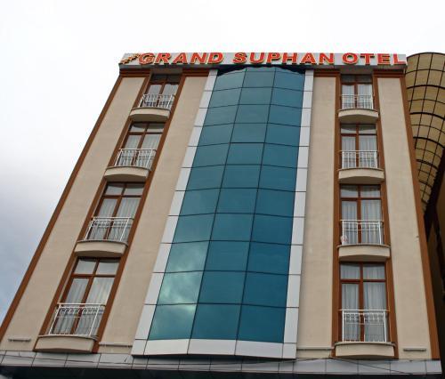 Patnos Grand Suphan Hotel indirim kuponu