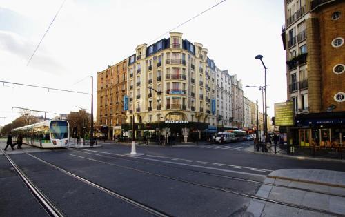 Hipotel Paris Printania Maraichers photo 8