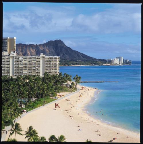 Waikiki Shore By Outrigger - Honolulu, HI 96815